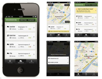 smartphones and e-mobility