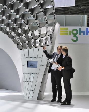 EIGHT at eCarTec 2011