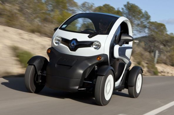 siderute renault twizy