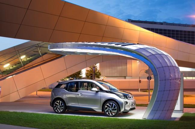 BMW Welt in München