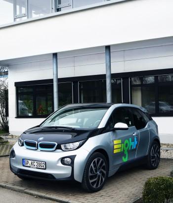 BMW i3 EIGHT Süßen