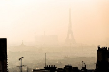 Smog in Paris